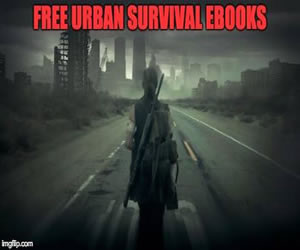 Free Urban Survival Ebooks