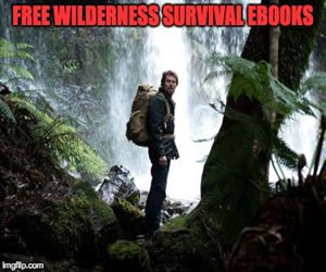 Free Wilderness Survival Ebooks
