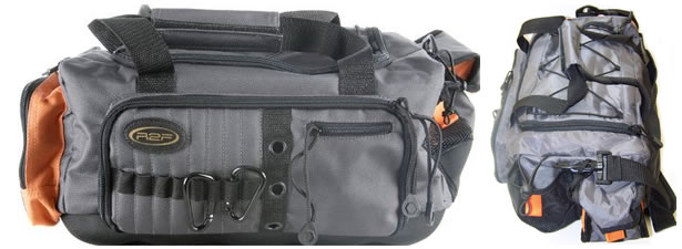 Ready to Fish Soft-Sided Deluxe Tackle Bag