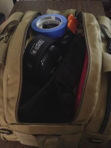 Tuff Deluxe Range Bag