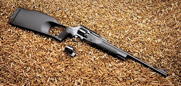 Rossi Circuit Judge 22LR:22 Magnum - SCJ22LR22M