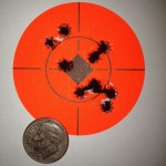 Rossi Circuit Judge w/Iron Sights @ 25yds