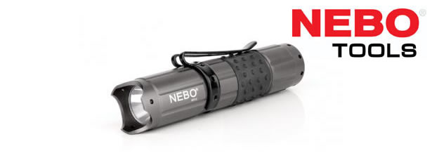 Nebo 5519 CSI Edge Tactical Flashlight