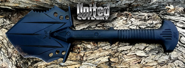 United Cutlery M48 Tactical Survival Shovel