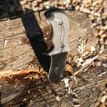 Schrade SCHF10 Drop-Point Fixed Blade Knife Reviewed