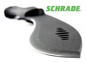 Schrade SCHKM1 Kukri Machete