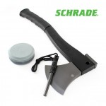 Schrade SCAXE2L Survival Axe Reviewed
