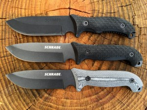 Schrade SCHF36, SCHF51 and SCHF51M