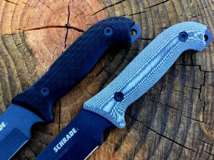 Schrade SCHF51 and SCHF51M