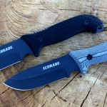 Schrade SCHF51 and SCHF51M Knives Reviewed