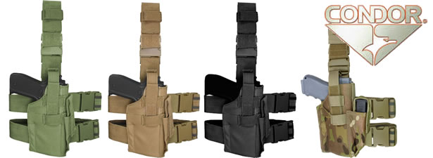 Condor Tactical Leg Holster TLH-008