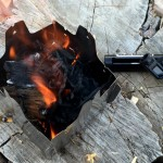 QiWiz FireFly UL Titanium Wood Stove Reviewed