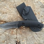 Schrade SCHF35 Fixed Blade Knife Reviewed