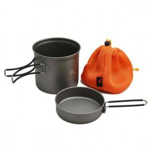 TOAKS Titanium Pot with Pan