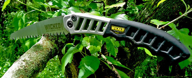 Wicked Tough Handsaw