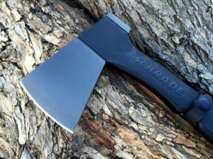 Schrade SCAXE9 Locking Saw Axe