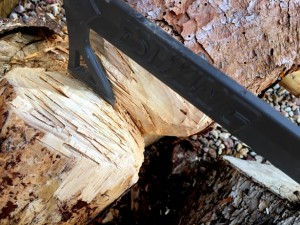 Estwing Black Eagle Tomahawk