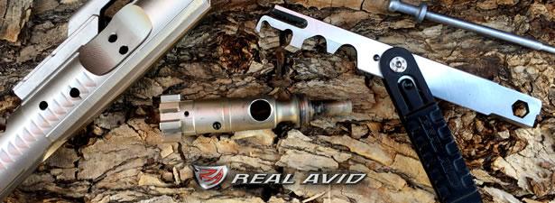 Real Avid AR15 Scraper