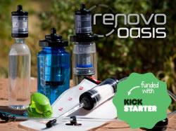 Renovo Oasis Kickstarter