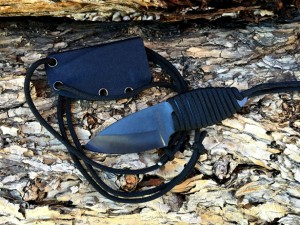 Schrade SCH406 Neck Knife