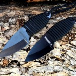 Schrade SCH406 and SCH406N Neck Knife Reviewed