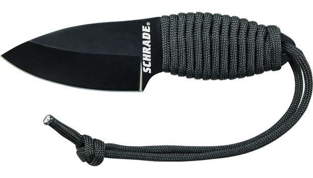 Schrade SCH406N Stainless Steel Neck Knife