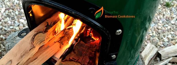 StoveTec Biomass Cookstove