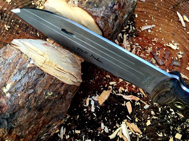 Condor Ctk242 8 Primitive Bush Knife Reviewed