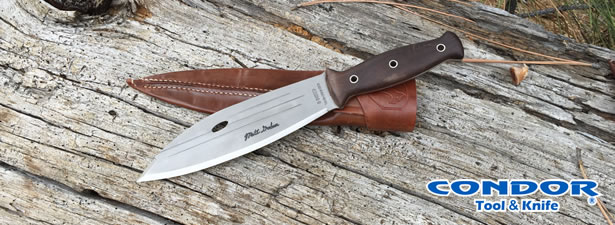 Condor Primitive Bushcraft Knife