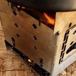 G2 5″ Folding Firebox Stove Reviewed