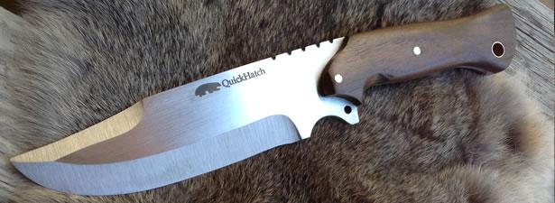 QucikHatch Knives