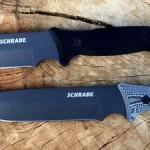 Schrade SCHF52 and SCHF52M Knives Reviewed