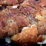 Inside Bannock Flat Bread