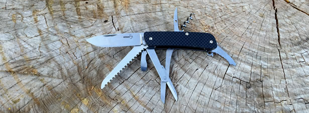 Boker Tech-Tool Carbon 7