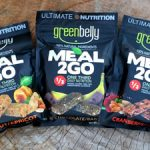 Greenbelly Meal2Go Bars Reviewed