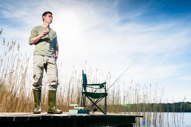Basic fishing equipment for survival for Basic fishing gear