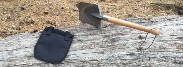 Fivejoy J2 Military Entrenching Shovel